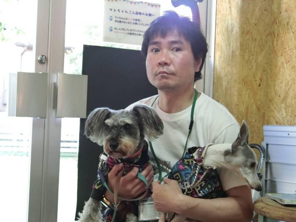 犬イベント 週末ランdeワンPARTY!!-April- モラキジドッグ