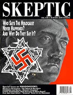 Skeptic Magazine 2.4 (cover)