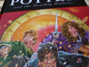 Handelt von Ethik: der Harry-Potter-Zyklus