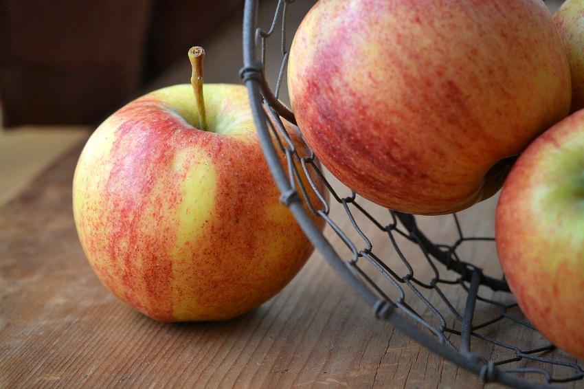 pommes collations zéro déchet