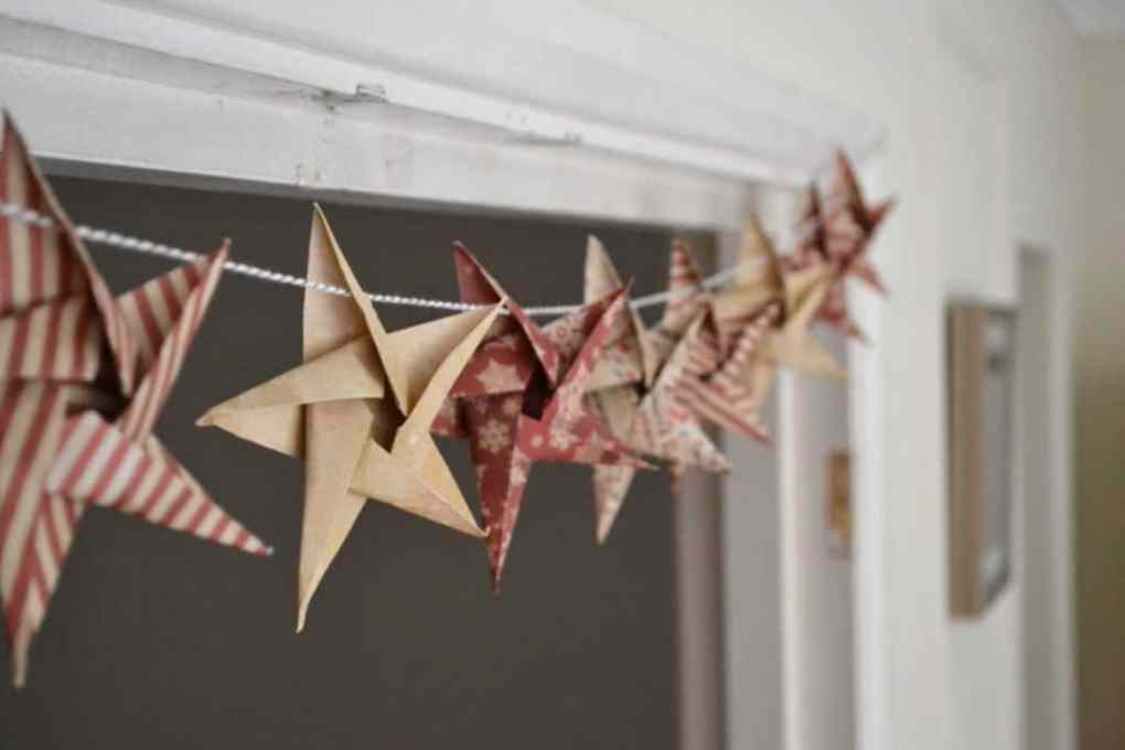Fun eco-friendly Christmas crafts to try