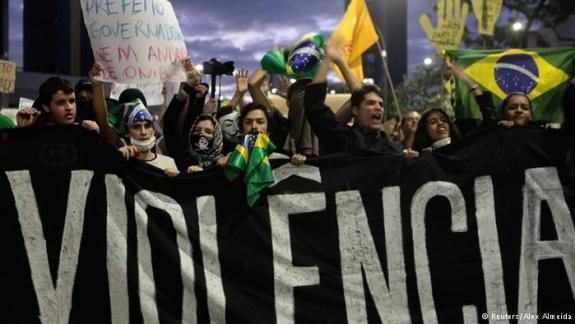 Brazil Violencia