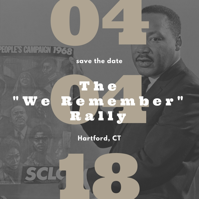 The We Remember Rally Save the Date