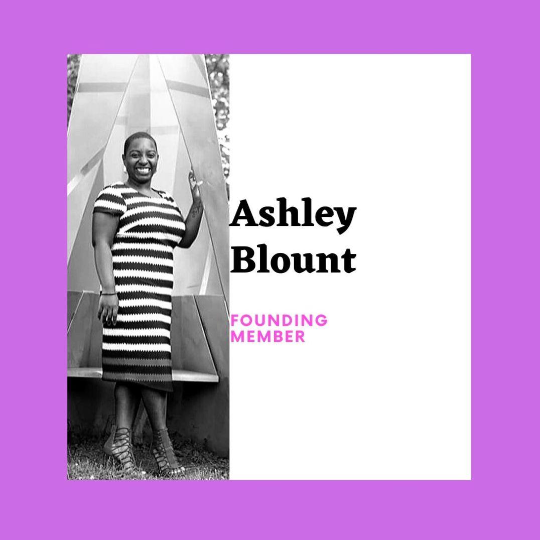 Black Women Ashley Blount