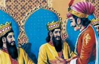 Chor ki Daadi Mein Tinka Story in English - Akbar Birbal