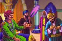 Three Questions by King - Akbar Birbal Stories English