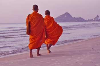 Two Monks and Women Story Zen Stories Enlightenment