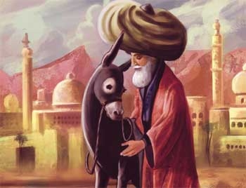 Nasreddin Short Stories - Witty Reply Funny Short Stories in English Share