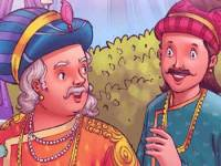Akbar Birbal Stories - Choose Your Words Wisely Moral Stories for Adults in English