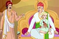 Akbar Birbal Stories in English - Innocent Punishment Wise Thinking Story