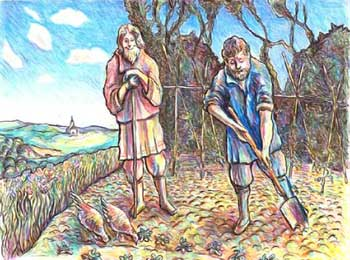 King Questions Story - Hermits Wise Answer Moral Story for Better Life