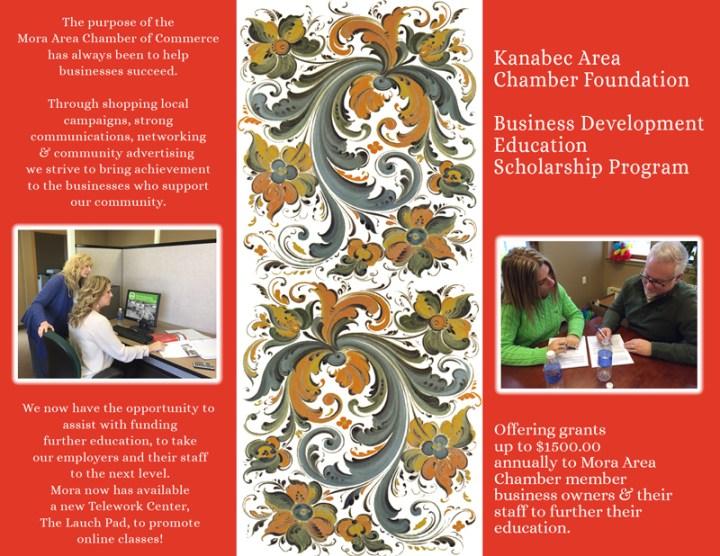 Business Development Education Scholarship Program outside 5112016 flat smalll