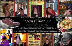 2011 - Death By Hotdish