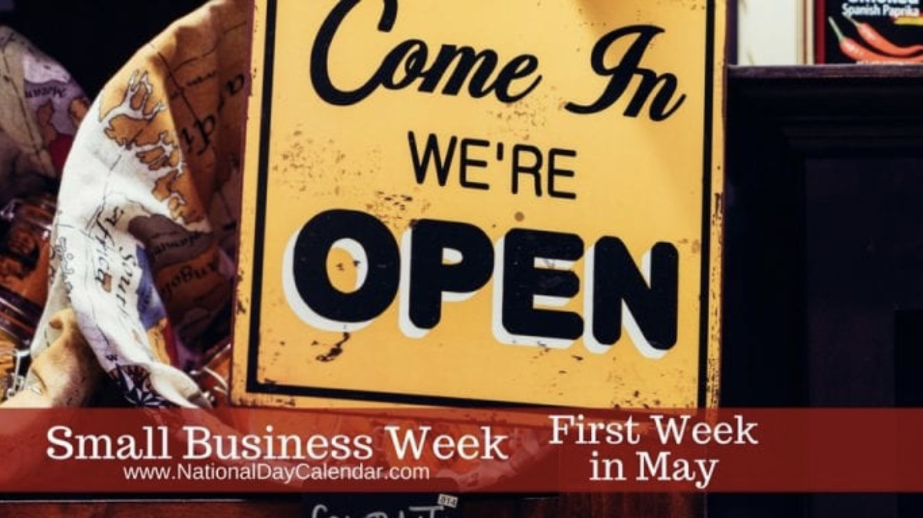 Small Business Week – Area Chamber of Commerce