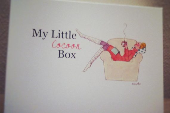 My little Cocoon Box : Novembre 2012