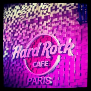 Hard Rock Café Paris