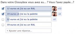 Fb glossybox