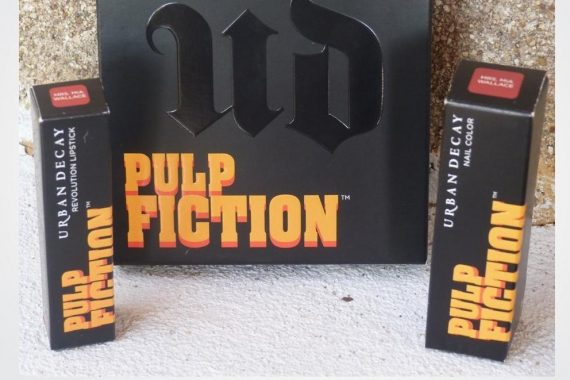 Urban Decay : Collection Pulp Fiction