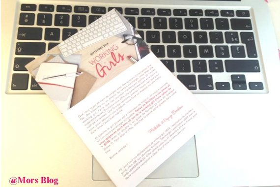 Birchbox Septembre : Working Girls