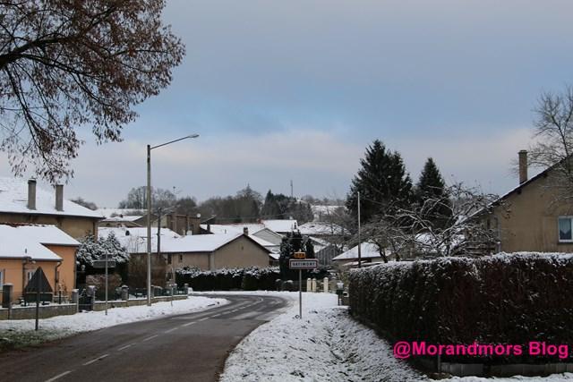 Ode à la neige Mors 8