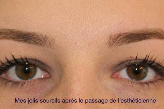 Mes jolis sourcils avec l'atelier du Sourcil Montrouge