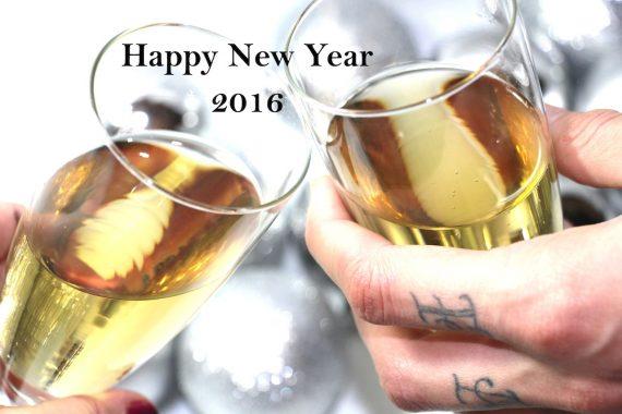 ♡ Happy New Year 2016 ♡