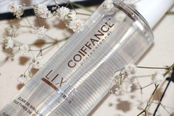 Nutrition et brillance pour mes cheveux avec l'Elixir Coiffance + Concours