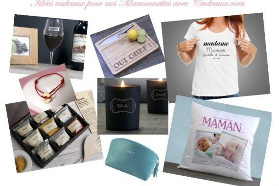 Fête des mères : Cadeaux originaux avec Cadeaux.com + Concours