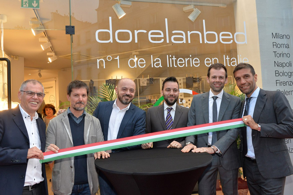 Inauguration Boutique Dorelanbed 3