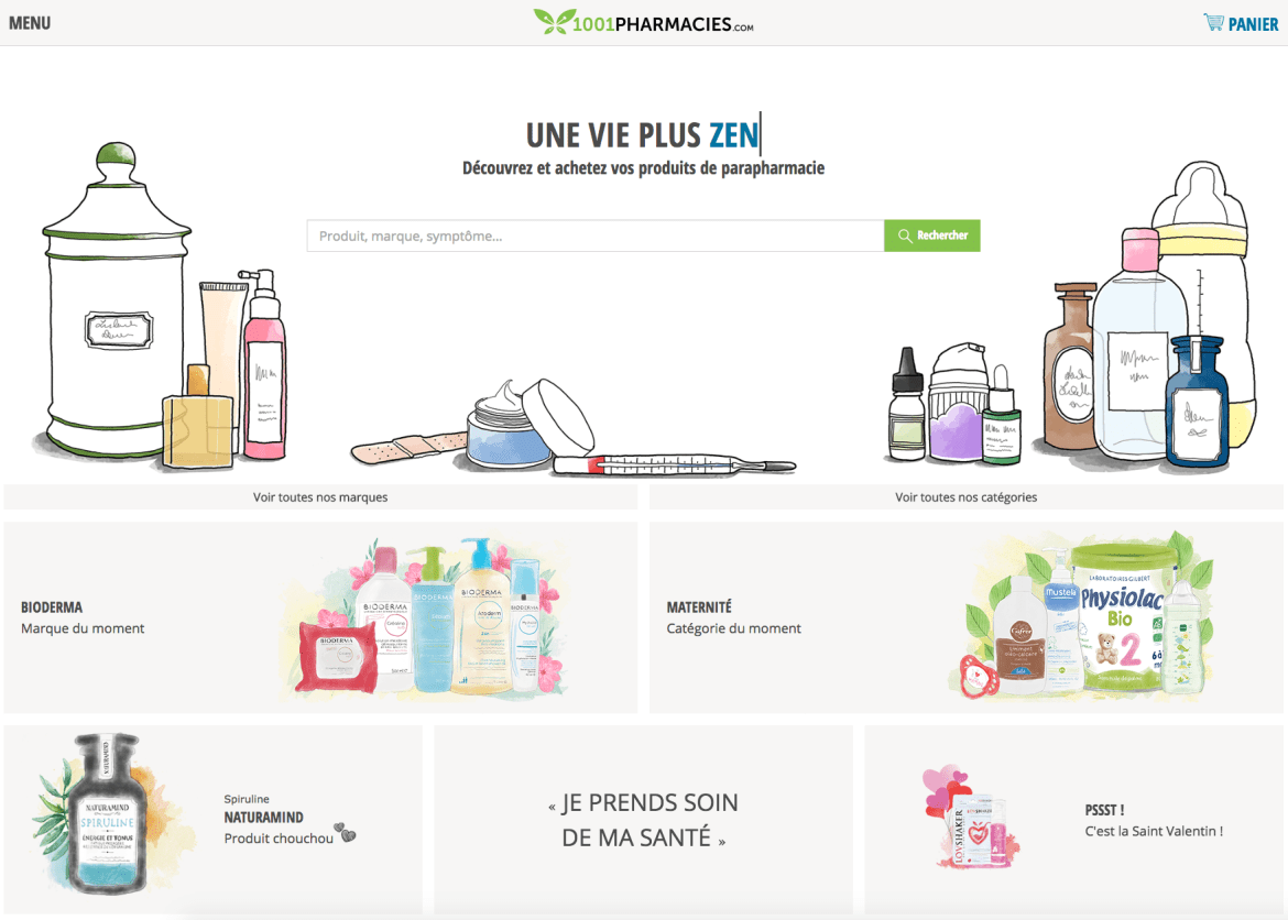 1001pharmacies new site