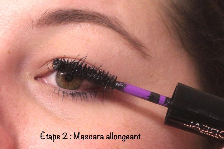 effet-faux-cil-mascara-x-fiber-loreal-morandmorsblog 2