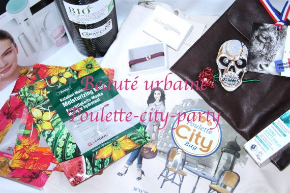 Beauté Urbaine – Poulette City Party