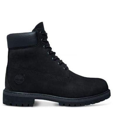 Icon 6-inch premium boot homme noir - TIMBERLAND -min