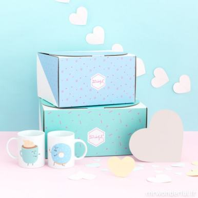 Le coffret cadeau COUPLE – MR WONDERFUL -min