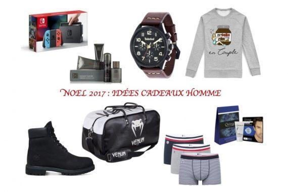 NOËL 2017 : Idées cadeaux pour homme