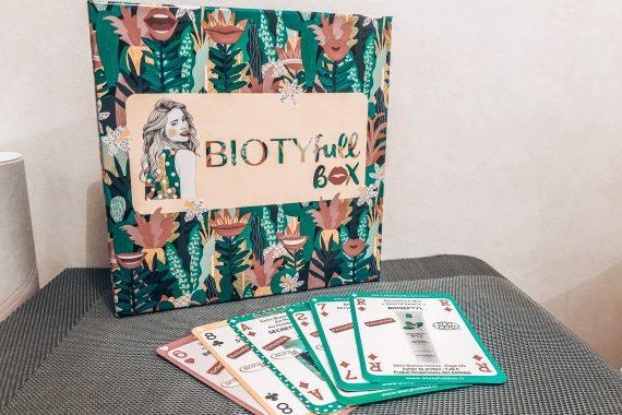 BOX BEAUTE #7 : BIOTYFULLBOX – SEPTEMBRE 2019 – « Sourire Sublime et Teint Éclatant »
