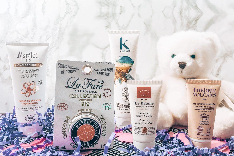 BOX BEAUTE #9 : BIOTYFULLBOX – Novembre 2019 – « Cocooning Parfumée 100% COSMEBIO »