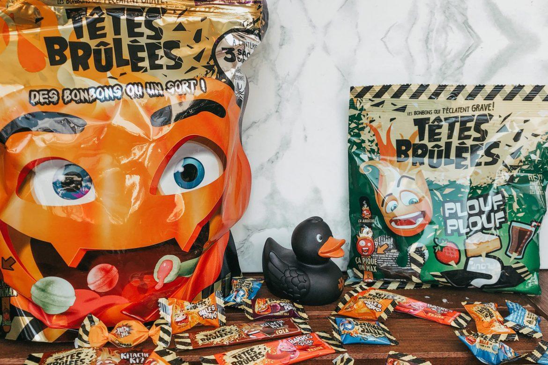 Happy Halloween avec les «Têtes Brûlées» !!!