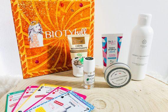 BiotyfullBox Janvier 21 : « Nourrissante «Galette des Rois»»