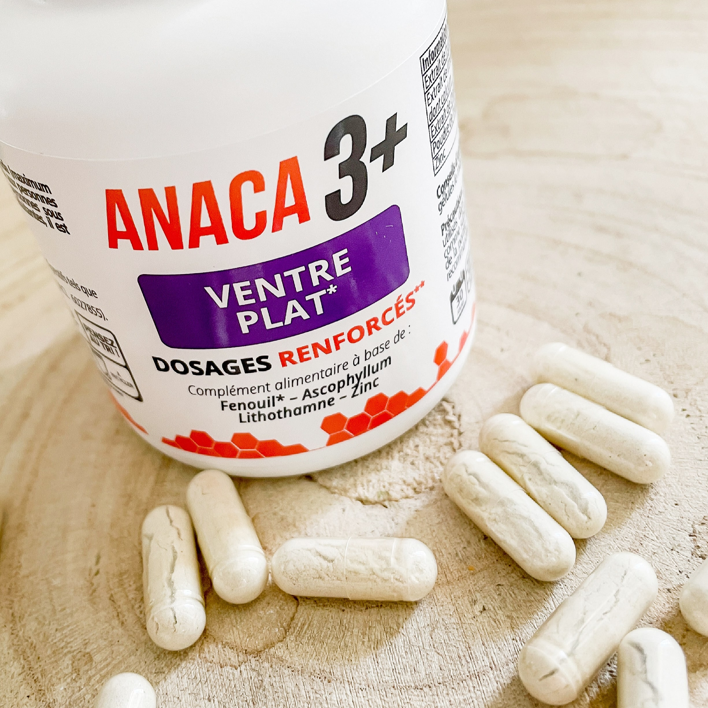 anaca3 duo ventre plat infusion complement alimentaire minceur morandmors Summer