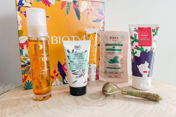 BiotyfullBox Août 21 :  Régénérante Après-Soleil «Jungle Tropicale»