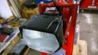 Nuovo fanale anteriore con contachilometri - New headlight with odometer