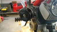Scatola filtro aria restaurato - Air box restored