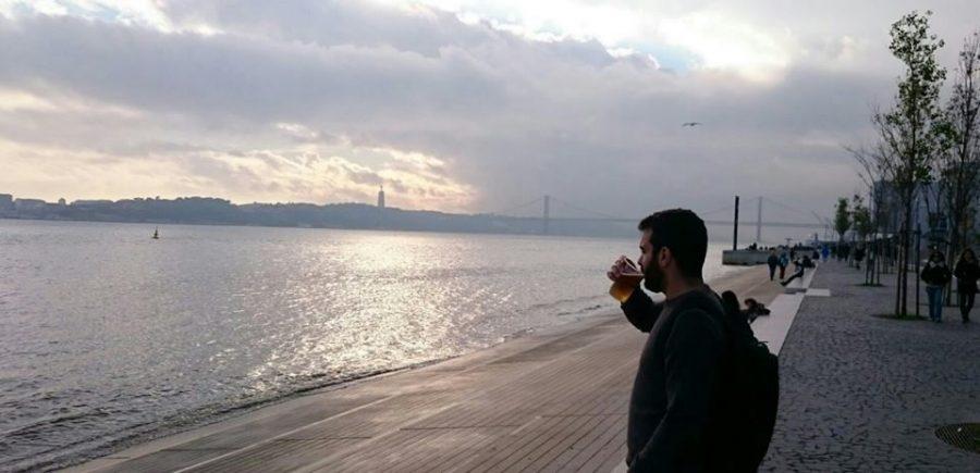 Everton Levi morar em Portugal