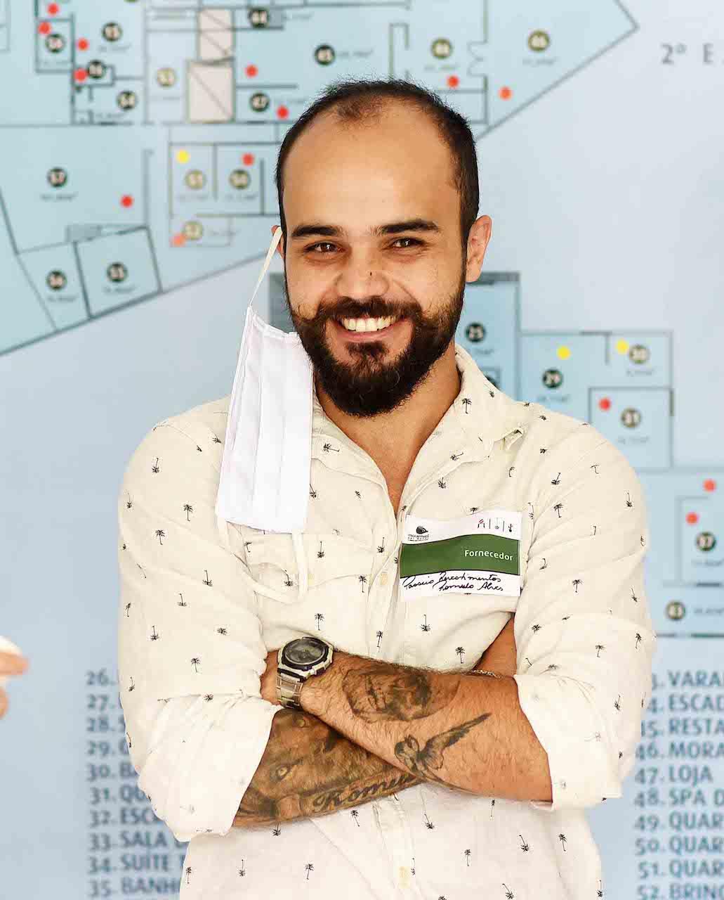 Café da Manhã Morar Mais Rio 2020 - Romulo Alves