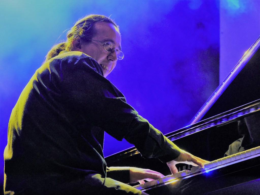 Lluís Coloma Trío Festival Internacional de Blues de Moratalaz 2018