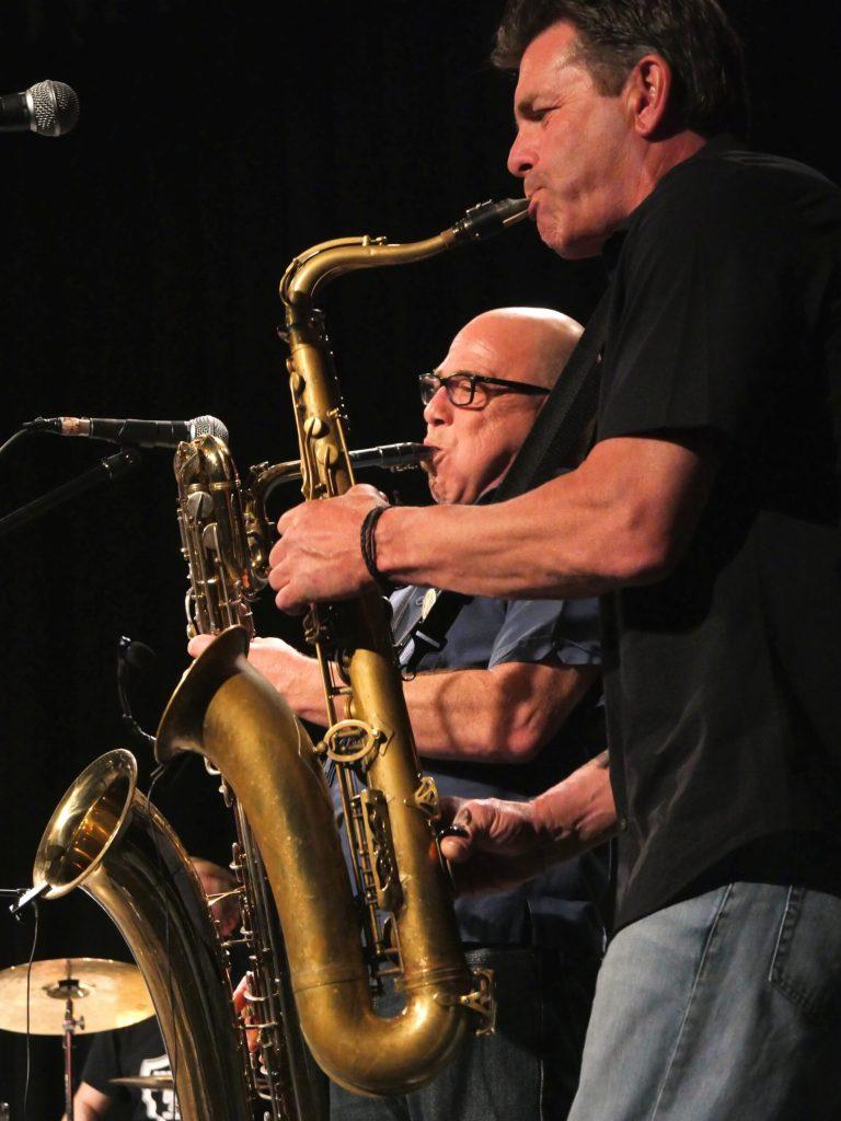 Chris O'Leary Band 17 de mayo de 2018 en el centro cultural el Torito en Moratalaz