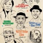 I Festival Internacional de Blues de Moratalaz