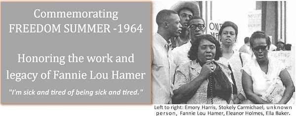 Fannie Lou Hamer and others