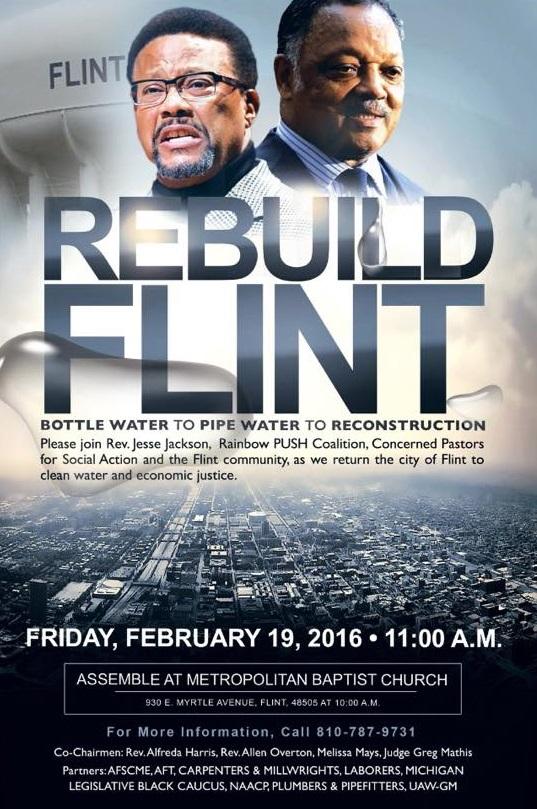 Rebuild Flint demo -02-19-2016
